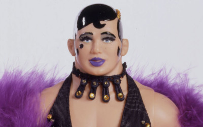 Billy, the world's first out and proud gay doll