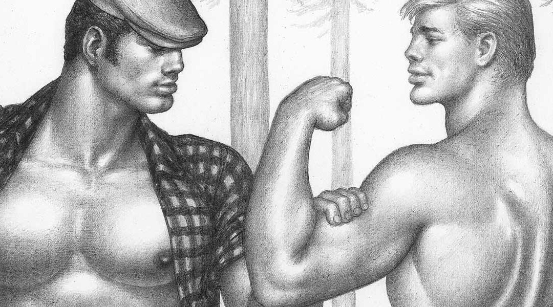 Bob Mizer & Tom of Finland